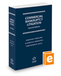 Financial Poise™ Announces the Release of Commercial Bankruptcy Litigation, 2016 Edition, a Guide for the Commercial Litigator Published by Thomson/Reuters/West