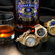 Scotches and Watches: Chivas Hosts CRM Jewelers' Grand Opening