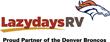 Lazydays RV Partners with World Champion Denver Broncos