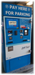 Parking BOXX EMV Automated Pay Machine