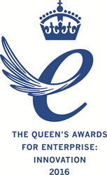 Global Cash Management Solution Provider Recognised  with Prestigious Enterprise in Innovation Queen's Award