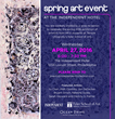 The Independent Hotel and Temple University's Tyler School of Art Present Their Spring Exhibit