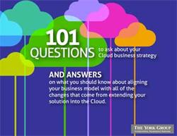 101 Questions to Ask About Your Cloud Business Strategy EBook