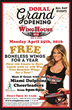 The WingHouse Bar and Grill Comes To Doral Florida
