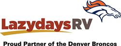 Lazydays RV | Denver Broncos Partnership