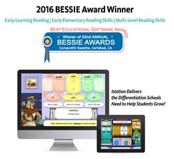 Istation wins three BESSIE awards in 2016