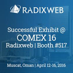 Radix at COMEX