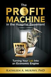 The Profit Machine book cover