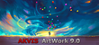 Amazing Painting Effects with AKVIS ArtWork 9.0 - Now With Frames