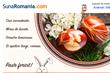 Easter gift for SunaRomania.com customers: $3 bonus for longer international calls to Romania