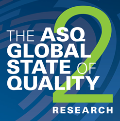 The new Global State of Quality 2 Spotlight reports address KPIs in supply chain and the role of big data in quality.