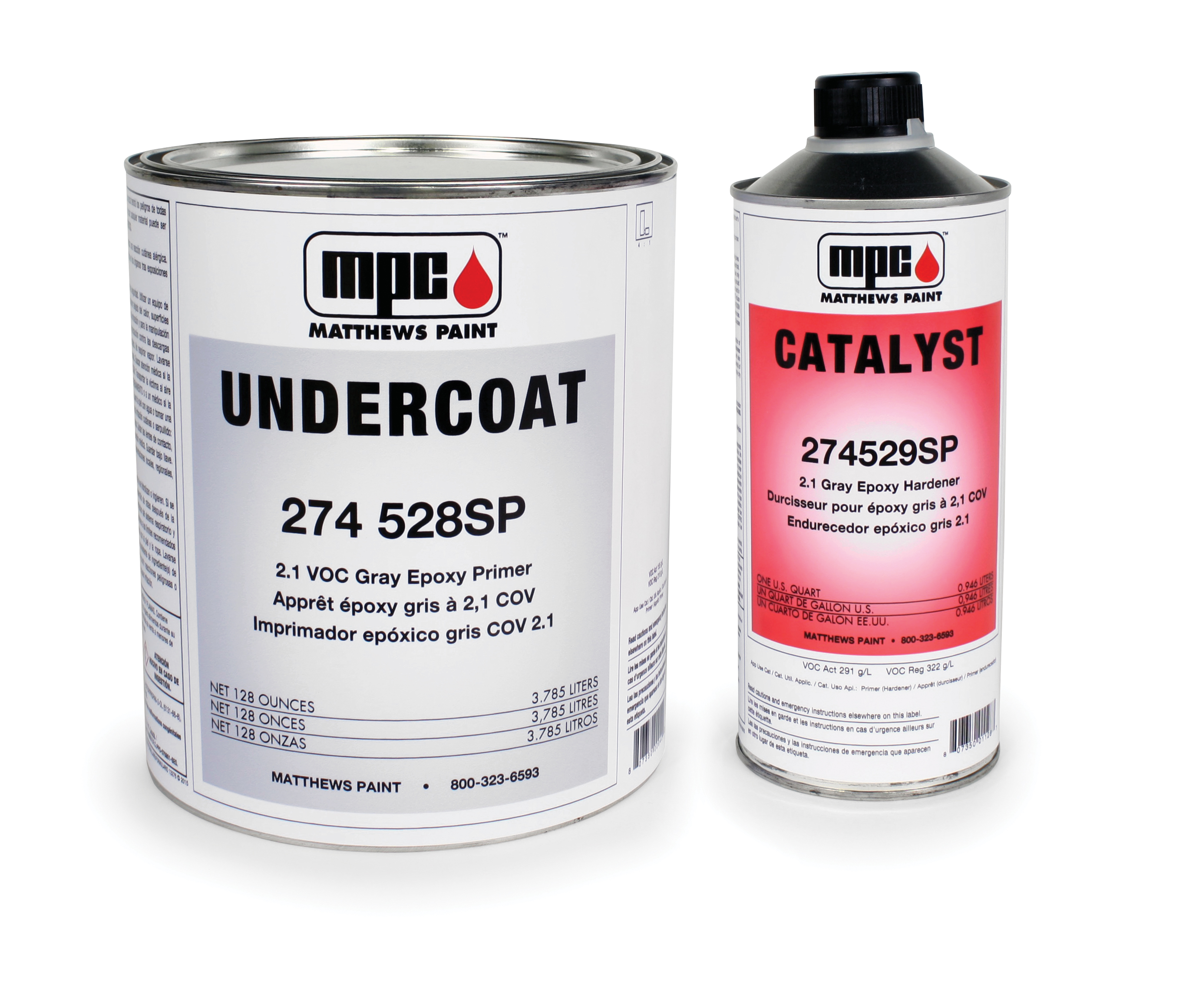 New Epoxy Primer Meets 2 1 Voc Regulations And Dries Quickly