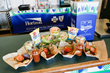 Somerset Patriots and Horizon Blue Cross Blue Shield of New Jersey Dish Out Another Season for the Healthy Plate Concession Stand