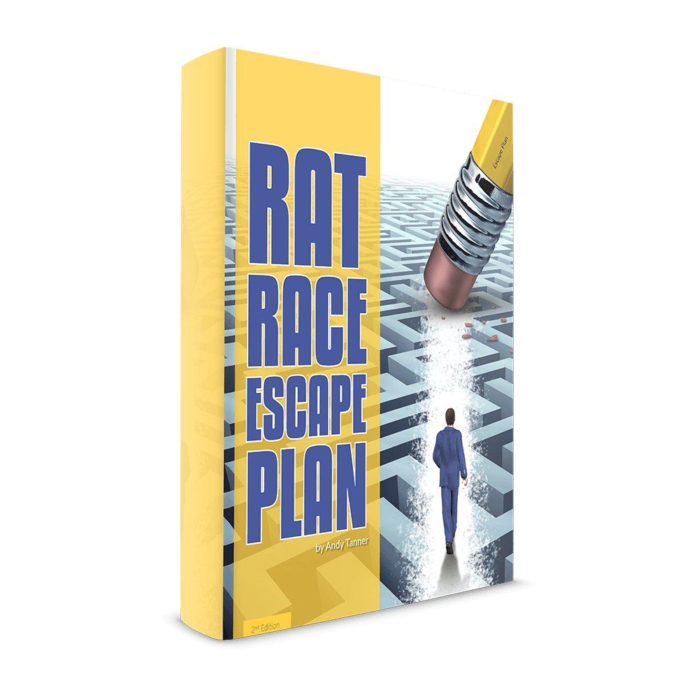 Live rich on a small income ebook array the rich dad company is offering rat race escape plan ebook for download rh fandeluxe Choice Image