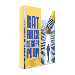 The Rich Dad Company is Offering Rat Race Escape Plan eBook for...