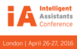 Creative Virtual Sponsors the Intelligent Assistants Conference in London