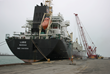 Port of Indiana Welcomes First Ocean Ship of 2016