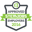 STEM Jobs Releases New 2016 List of STEM Approved Employers: Prestigious List Identifies the Nation's Leaders in STEM Hiring and Diversity