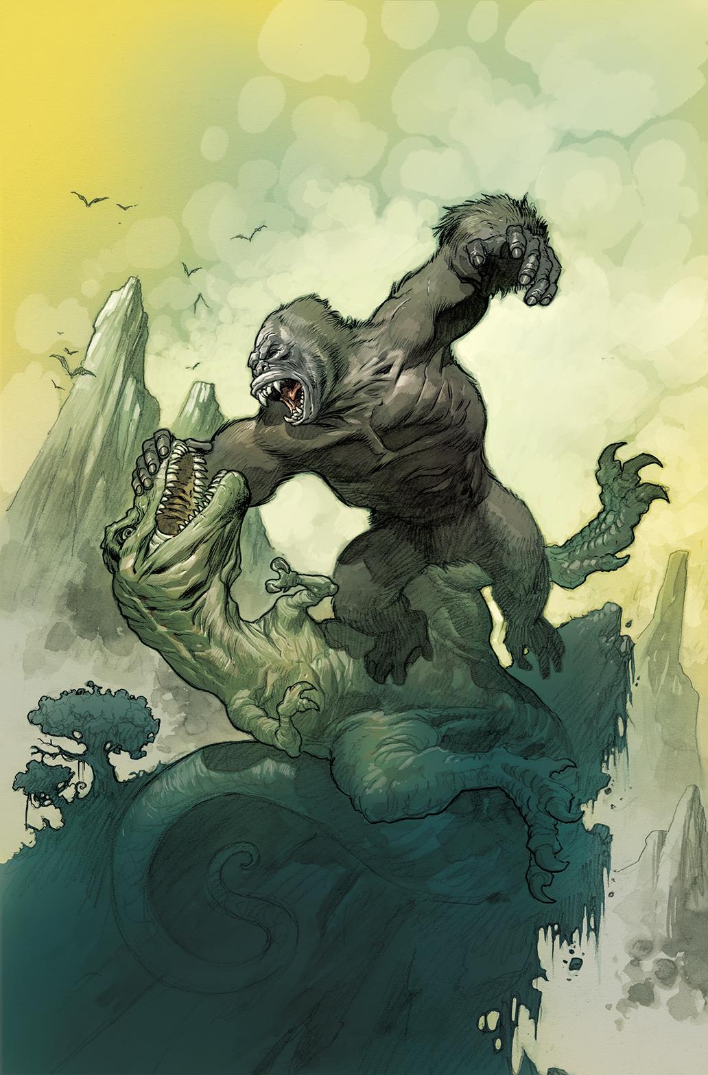 Skull Island Kong Cda