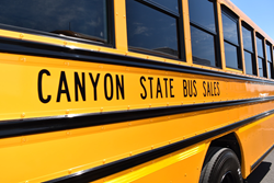 Started in 2004, Canyon State has expanded to become the largest provider of student transportation in the state of Arizona.