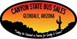 A full-service dealership and parts specialist, Canyon State Bus Sales is the factory-authorized Blue Bird and Micro Bird school and activity bus dealer for the state of Arizona.