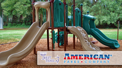 Rhyme 'n Reason commercial playground equipment from American Parks Company