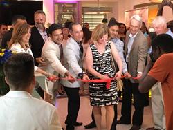 Miami South Beach Hotel Ribbon-Cutting Ceremony