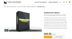 Pixel Film Studios Brings Final Cut Pro X Editors ProElements Basics