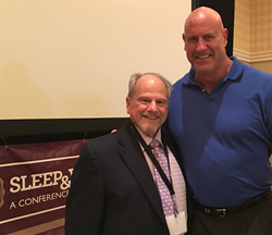 At the American Sleep and Breathing Academy's Annual Conference in Scottsdale, AZ