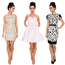 party dresses, evening wear