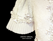 Soon to be Imitated but Not Replicated — Exciting New Option in Bridal Wear Designed by Arefeh Mansouri