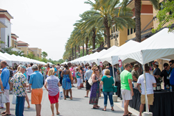 Grand Boulevard at Sandestin is the venue for South Walton Beaches Wine and Food Festival.