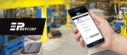 Polycorp Ltd. New Mobile App to Specify Protective Rubber Linings and Calculate Material Requirements