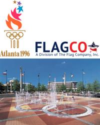 The Flag Company, Inc. unseals its vaults to present a unique opportunity for Olympics memorabilia collectors and aficionados