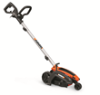 New WORX 12 Amp 2-in-1 Edger/Trencher Edges Sidewalks and Drives, Digs Trenches for Cable and Landscapes