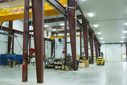 IMI's 16.000 Sq. Ft. Manufacturing Expansion