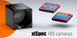 New xiSpec Hyperspectral Multi-Linescan Camera