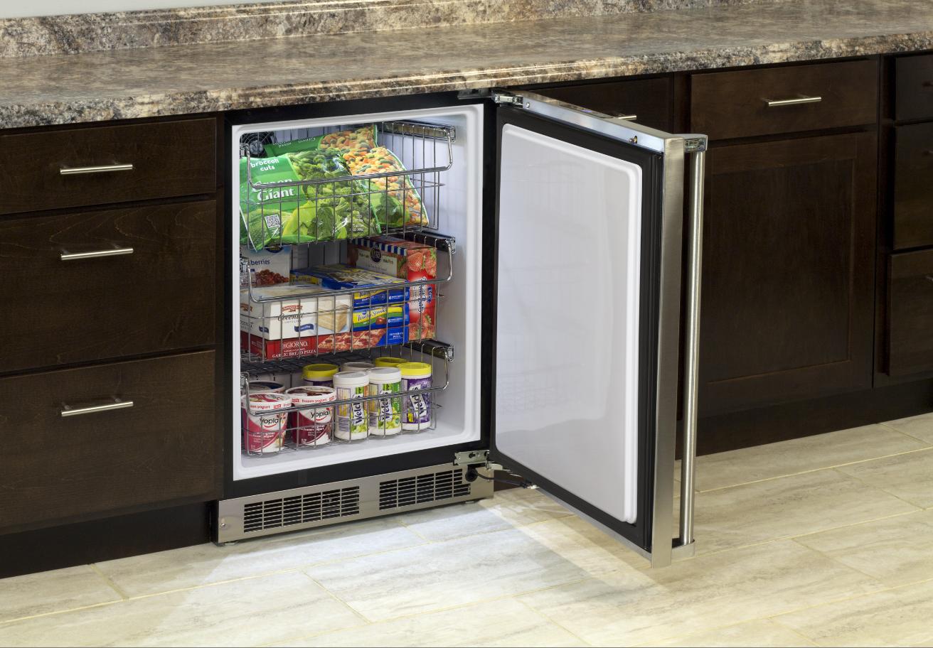 Marvel Refrigeration Develops 24 Inch Residential