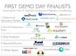 First Finalists to Attend #DCDemoDay
