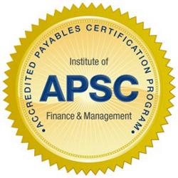 APSC Seal