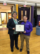 Amsterdam High School Safe Sports School Award