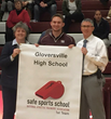 Gloversville High School Safe Sports School Award