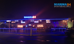 Fort Lauderdale Restaurant, Marina 84 Sports Bar and Grill