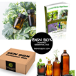 """Essential Oil Subscription Box, ZEN BOX, Offers the New 322 Page Book """"Essential Oils Have Super Powers®"""" at Signup Plus 15% Off for Life"""