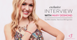 Perfect Duo: Caterina Jewelry Announces Collaboration with Singing Sensation Mary Desmond