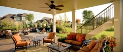 Living Under the Deck - Southview Design