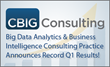CBIG Consulting Reports Record Q1 Growth for 2016