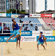 U.S. Beach Volleyball Stars Phil Dalhausser and Nick Lucena Top the World at FIVB Fuzhou Open