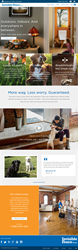 BKV Advertising Agency Designs New Website for Original Pet Fencing Brand