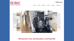 butler mobility announces newly designed website